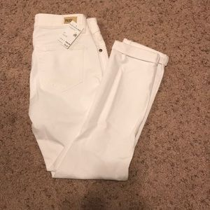 Paige White Denim Size 26